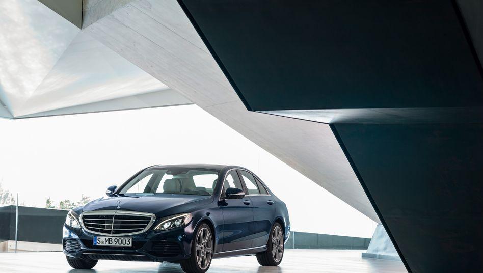 Mercedes-Benz C-Klasse im Visier: Auch hinter der zweiten Sammelklage steckt US-Anwaltskanzlei Berman
