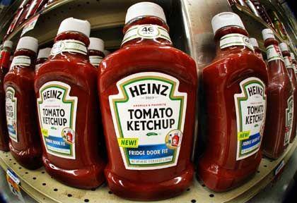 Ketchuphersteller: Heinz ist gleichzeitig Gewinner und Verlierer der Rezession