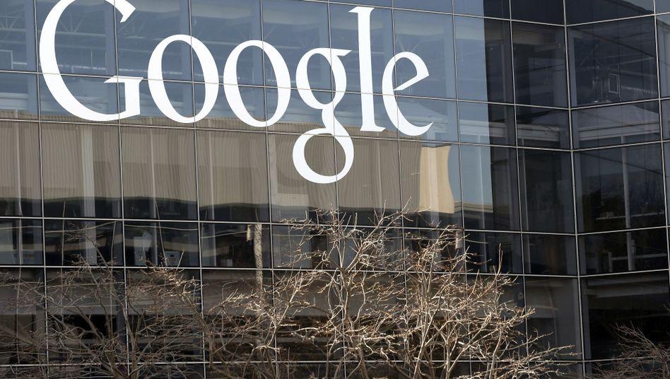 Google-Zentrale: Für 90 Prozent der Europäer ist die Suchmaschine das Tor zum Wissen