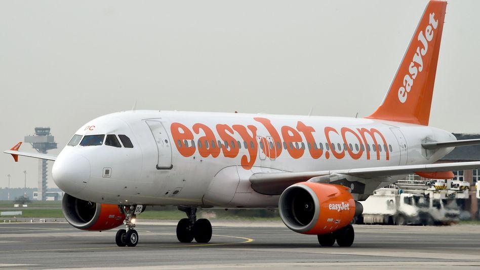 EasyJet: Kein Geld für Alitalia
