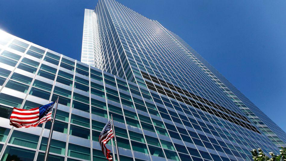 Goldman Sachs-Zentrale in 200 West Street, New York: Höherer Gewinn als erwartet