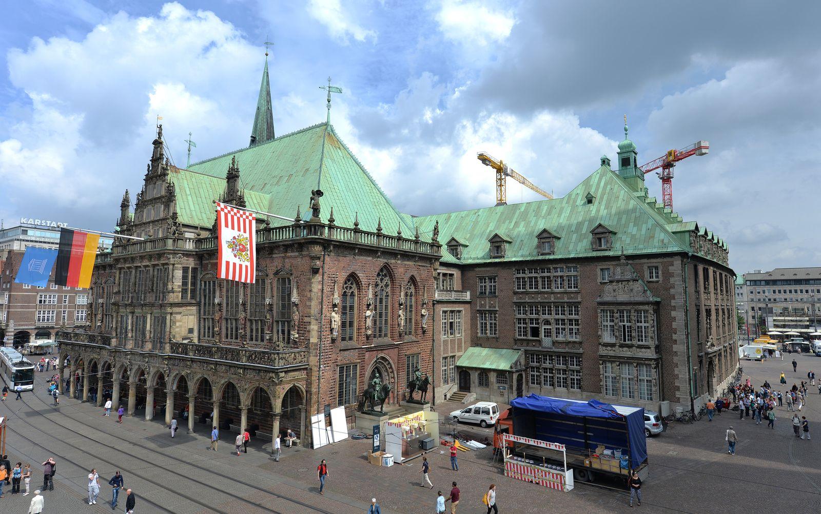 Bremen feiert zehn Jahre Weltkulturerbe