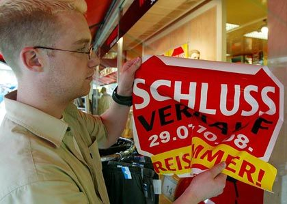 Alles muss raus: Woolworth am Ende