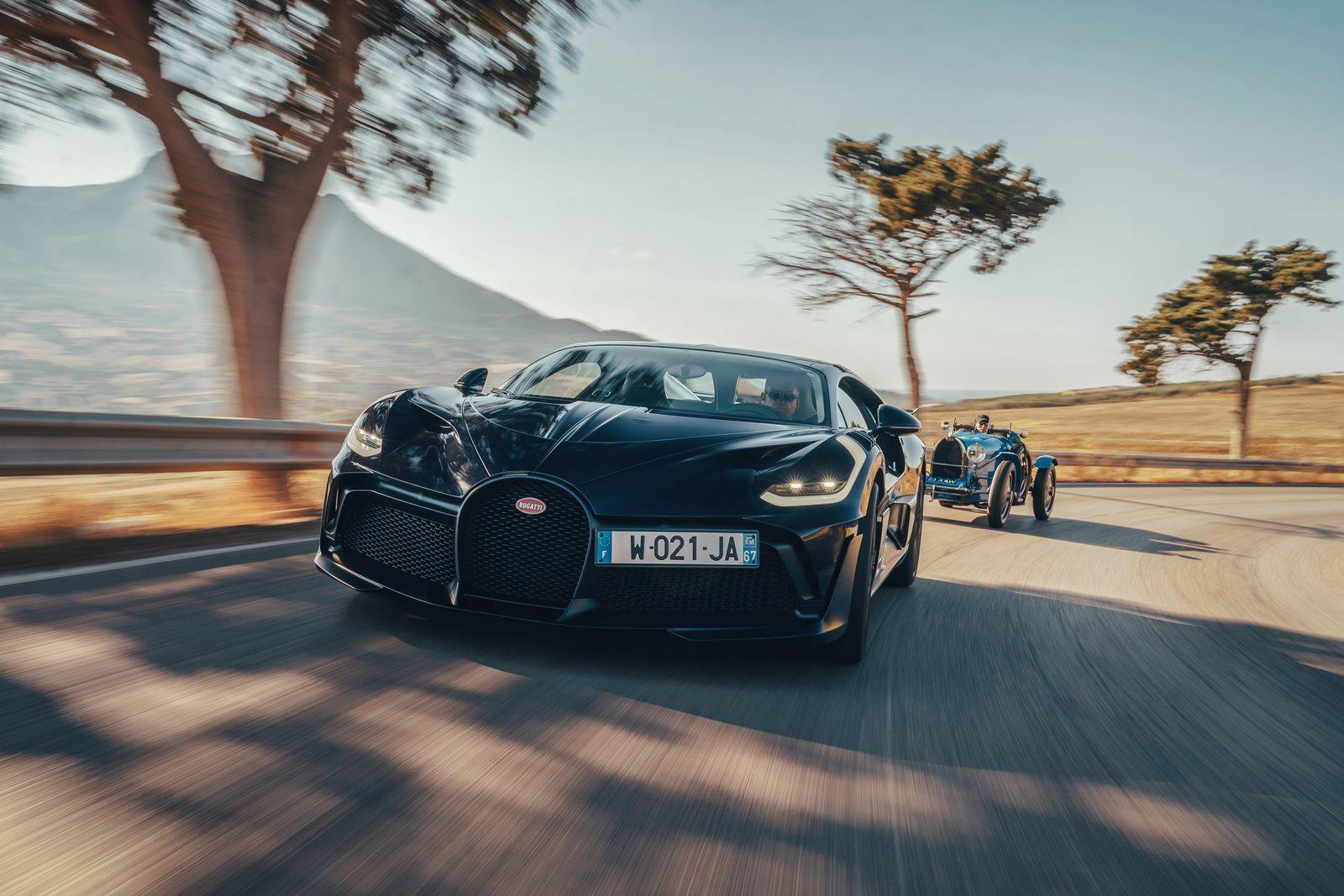 Bugatti / Bugatti Divo, Type 35