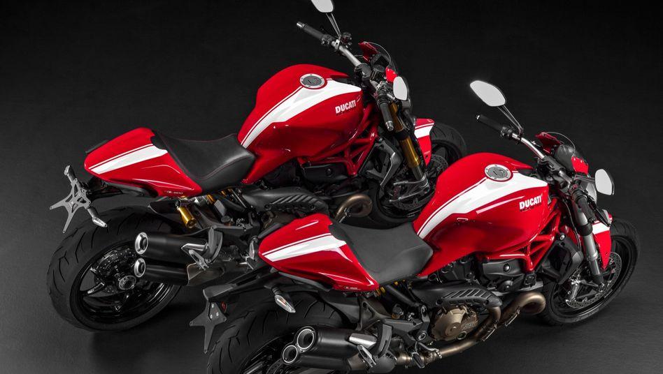 """Ducati """"Monster"""": Das Modell prägt das Erscheinungsbild von Ducati seit Jahren"""