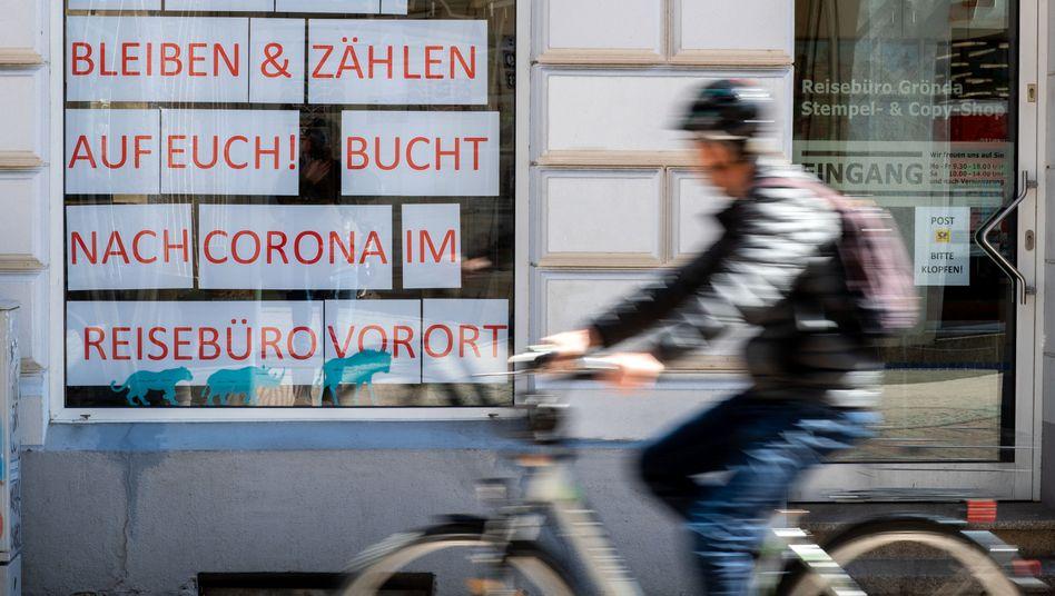 Reisebüro in Schwerin: 85 Prozent der Reisebüros und -veranstalter sehen sich in Existenznot