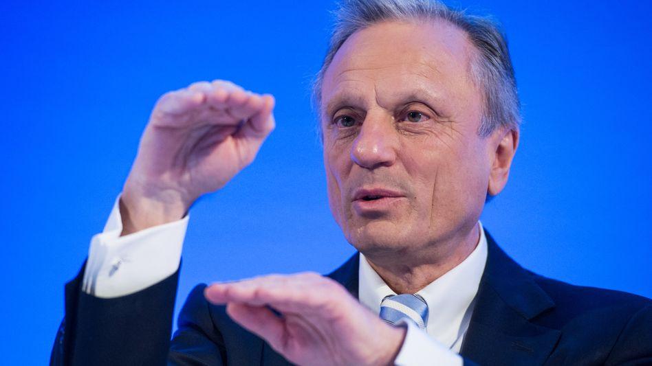 Der ehemalige SAP-Chef Werner Brandt ist im Aufsichtsrat mehrerer Konzerne vertreten - möglicherweise wurde es ihm zuviel