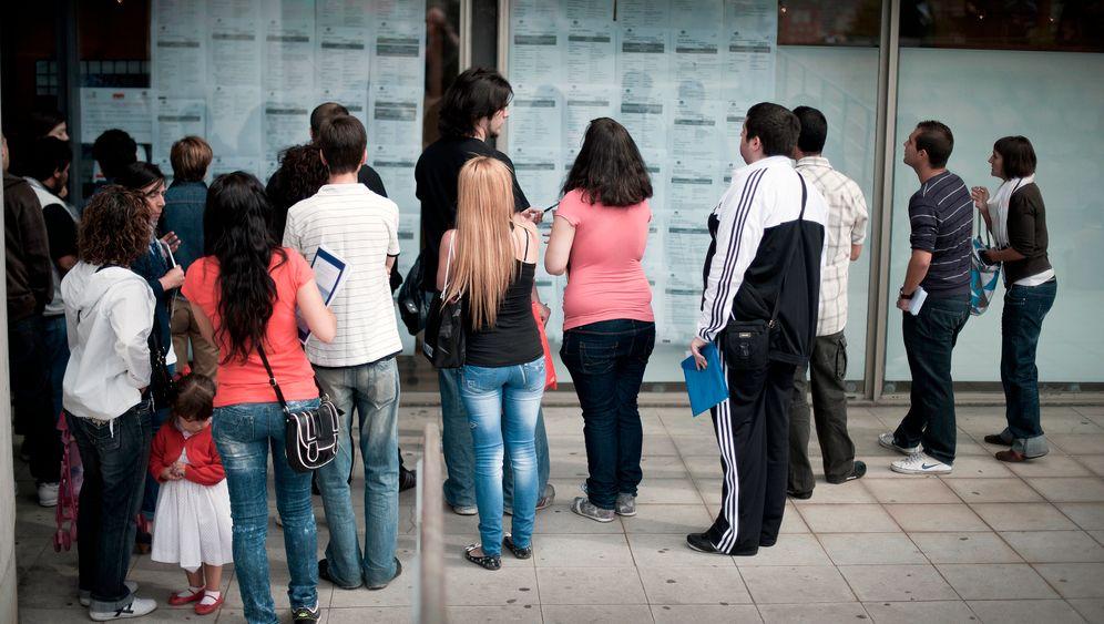 Jugendarbeitslosigkeit: Die Schreckensliste Europas