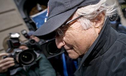 Bernard Madoff: Angeblich sind nur noch rund 300 Millionen Dollar übrig