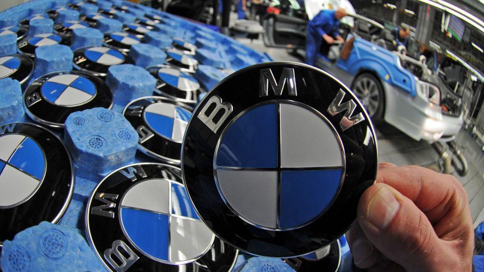 Auf der Überholspur: BMW hat die Krise endgültig hinter sich gelassen