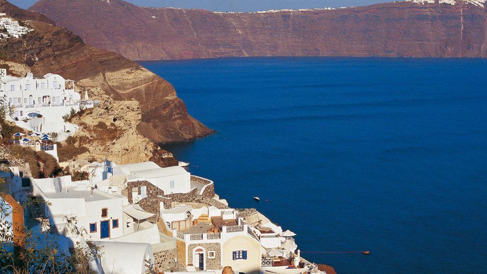 Griechenland: Santorin für Feinschmecker