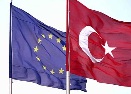 Europäische Hoffnungen: Die Diskussion um einen EU-Beitritt beeinflusst auch das Marktgeschehen