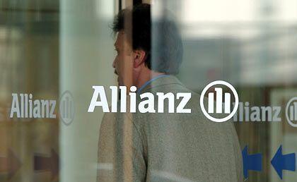 Allianz-Zentrale in München: Erstmals rote Zahlen seit Kriegsende