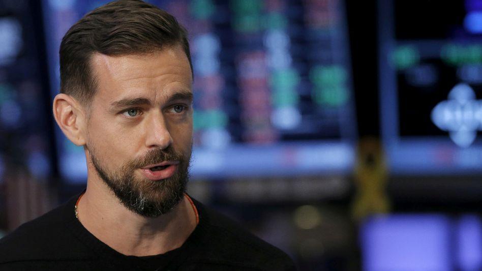 Twitter-Chef und -Gründer Jack Dorsey will mit seinem Finanzdienstleister Square für 29 Milliarden Dollar einen Ratenzahlungsspezialisten ausgeben