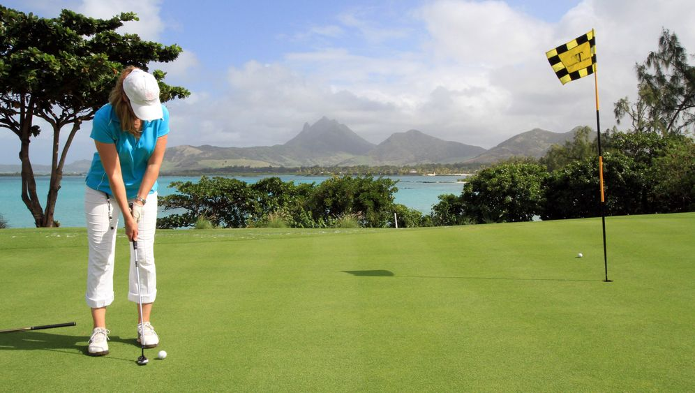 Mauritius: Besser Golf spielen