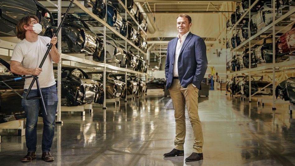 Liebt Leistung: Tobias Moers wechselte im August 2020 von AMG zu Aston Martin. Geblieben sind gleich mehrere Dinge: ein Job mit viel PS und ein enger Draht zu Daimler.