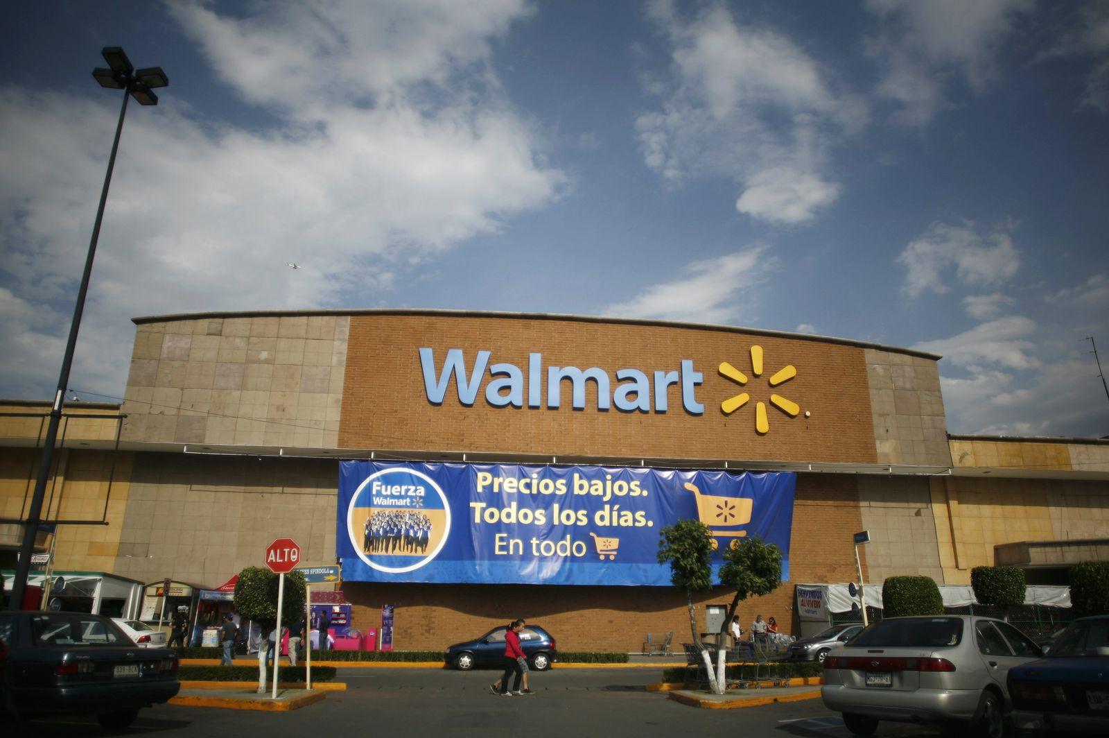 Wal Mart Mexico City