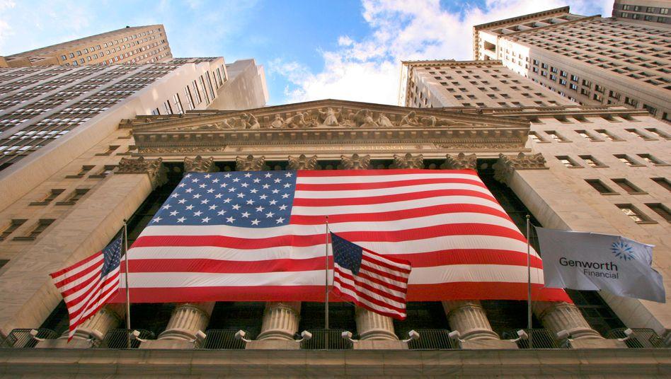 New Yorker Börse: Indexfonds sind schon länger und nicht nur an der Wall Street auf dem Vormarsch. Jetzt sucht mit State Street einer der großen Anbieter offenbar einen Fusionspartner für seinen Asset-Management-Arm.