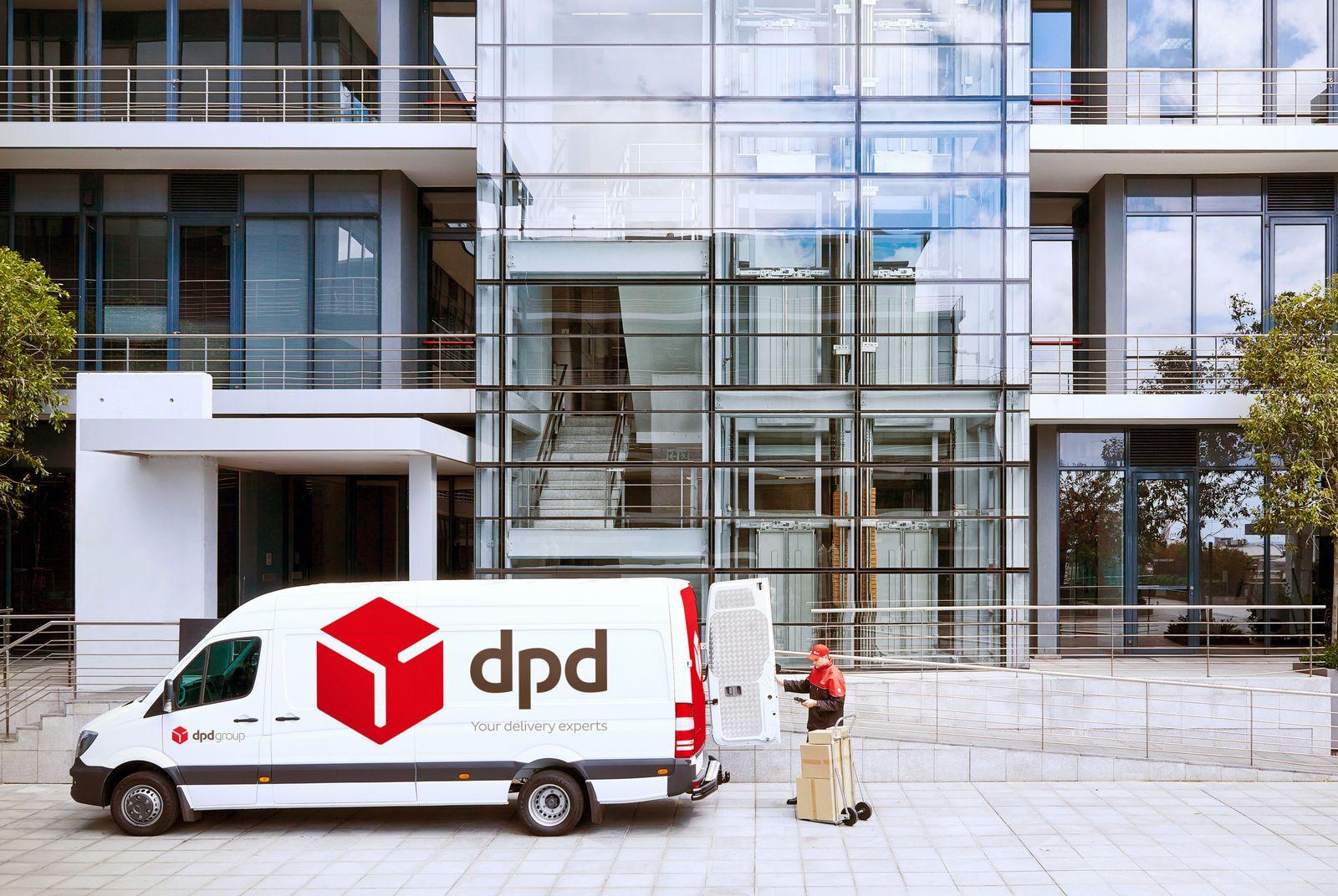 DPD / Neues Logo