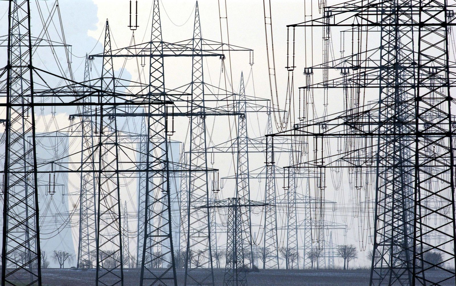 Strommmasten