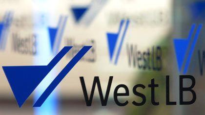 Fusion mit Sparkassen?:Die angeschlagene WestLB