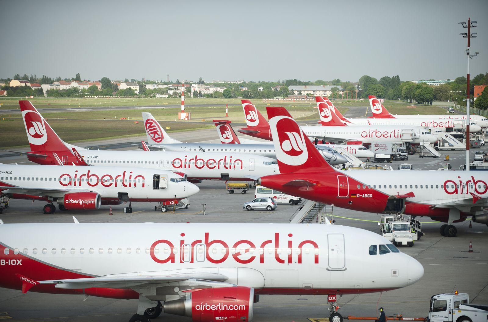 NICHT VERWENDEN Air Berlin