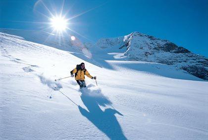 Pures Schneevergnügen: Dolomiti Superski entstand aus dem Zusammenschluss von zwölf Skigebieten