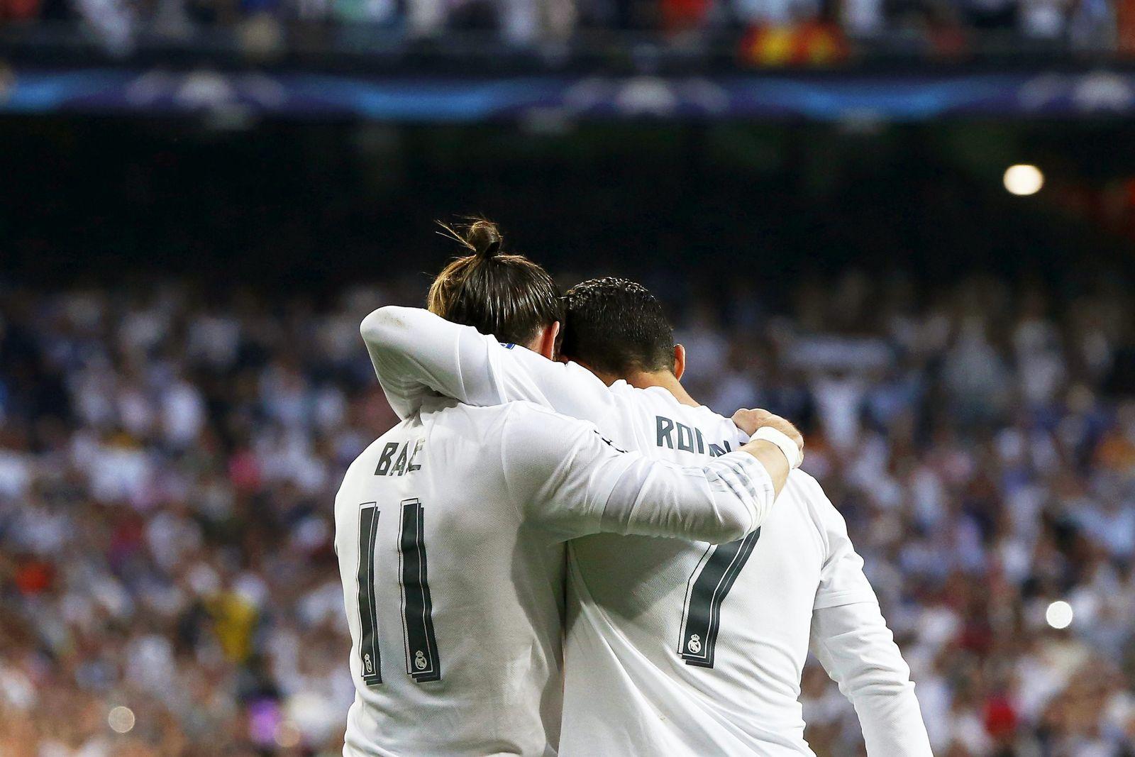 Bale Ronaldo