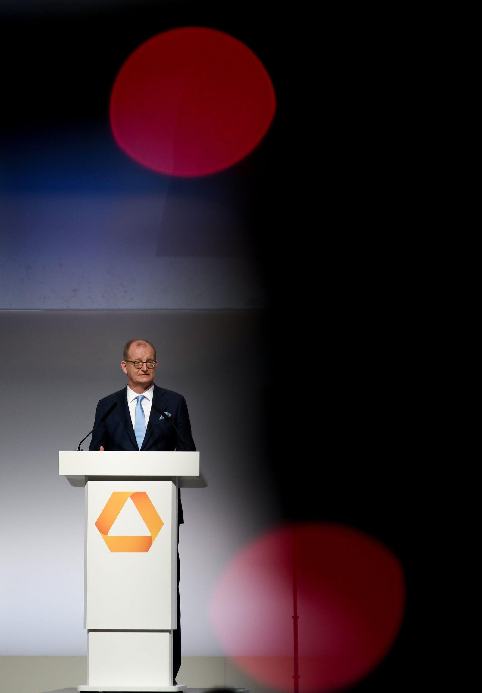 Hauptversammlung Commerzbank/ Martin Zielke