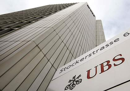Steiler Sturz: Die UBS ist in ihrer schwersten Krise