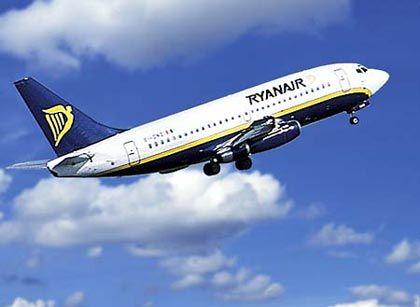 Im Steigflug: Ryanair rechnet mit mehr Passagieren und will die Flotte vergrößern