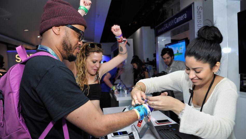 Jubel an der Kasse: Samsungs Galaxy-Geräte sind Verkaufsschlager Nummer eins