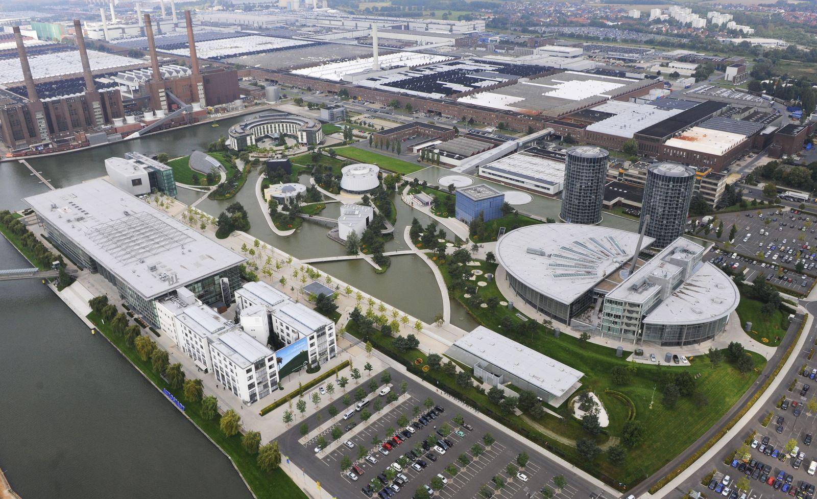Wolfsburg/ Autostadt gesamt