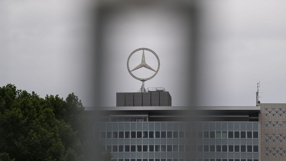 Umbau: Zeitarbeiter spüren Umbruch der Autoindustrie als erste