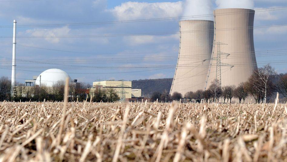 Sicherheit auf dem Prüfstand: Auch das Atomkraftwerk in Grohnde dürfte dem EU-Stresstest unterzogen werden