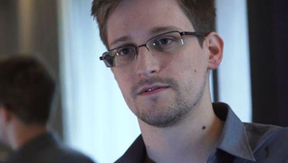 """Geheimnisverräter Snowden: """"Infrastruktur, die fast alles abfängt"""""""