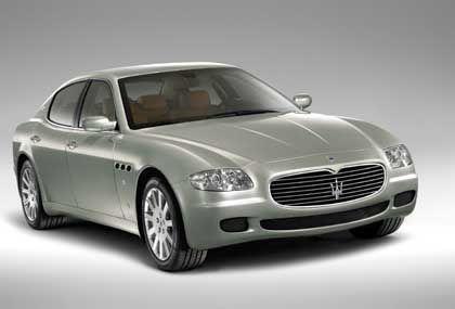 """""""Die Zusammenarbeit ist beendet"""": Maserati Quattroporte"""