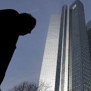 Vorerst sicher durch die Krise: Deutsche Bank will bis auf weiteres keine Staatshilfe