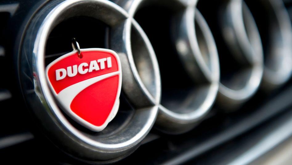 Audi schluckt Ducati: Das Motorradgeschäft gilt als schwierig, der Markt in Europa hat sich zuletzt halbiert