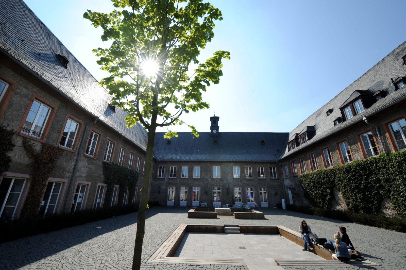 NICHT VERWENDEN European Business School / EBS Rüdesheim