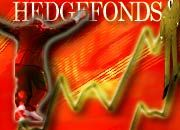 Riskant: Hedgefonds können schnell ins Minus rutschen