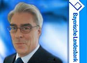 Kann dem geplatzen Kirch-Deal positive Seiten abgewinnen: Werner Schmidt, Vordstandschef der Bayerischen Landesbank