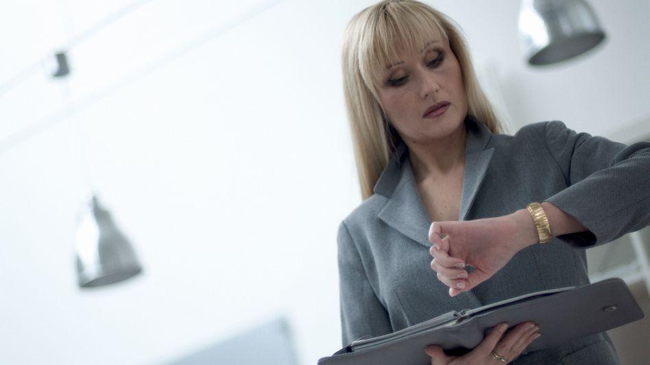 """Managerin: """"Aufsichtsratsposten für Frauen zu fordern und davon auszugehen, dass die Damen dann schon irgendwie, irgendwo Vorstand werden, zeugt von Unkenntnis der Verhältnisse in deutschen Konzernen"""""""