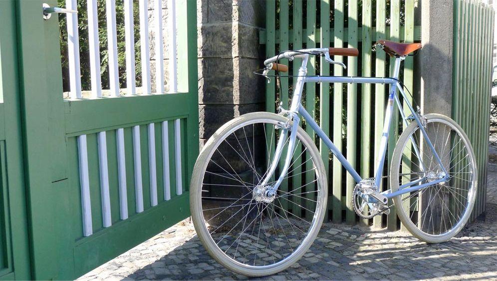 Fahrräder: Schicke Modelle für Individualisten