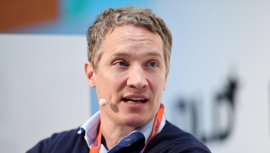 Oliver Samwer: Der Chef von Rocket Internet reduziert die Zinskosten