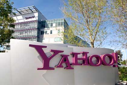 Yahoo: Das Internetportal setzte in der Vergangenheit auf Googles Suchtechnologie. Vor einigen Jahren investierte der Konzern Geld in den Internet-Frischling - dem Vernehmen nach etwa 10 Millionen.