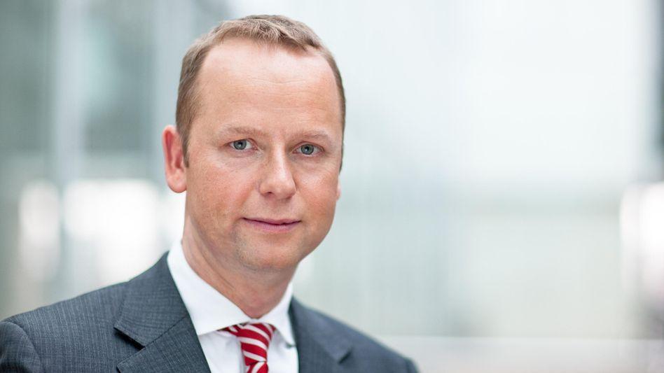 Zurück in den Angriffsmodus: Henning Gebhardt ist künftig Chief Investment Officer bei der ehrgeizigen Privatbank Berenberg