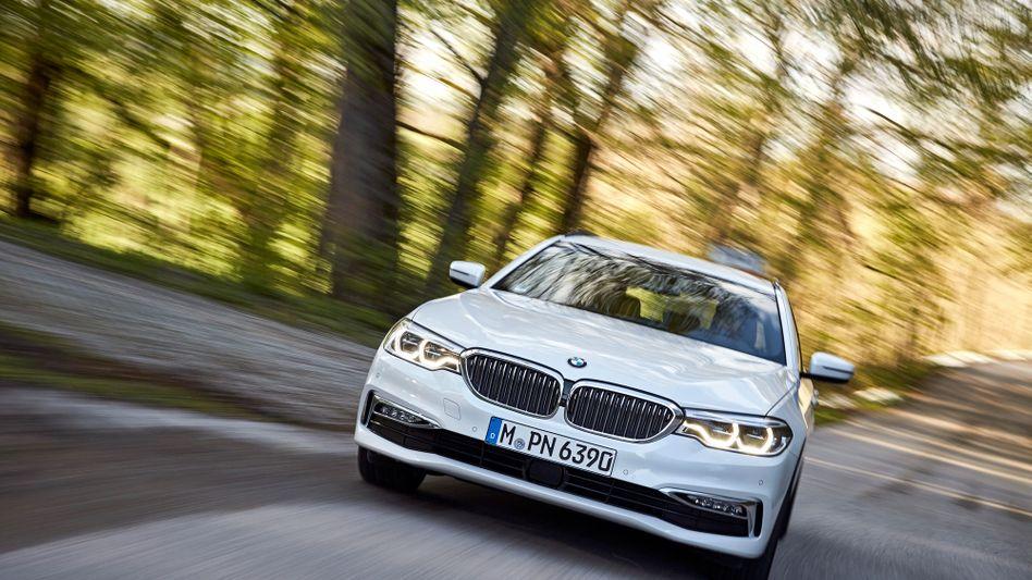 BMW 5er Touring: 11,4 Prozent Gewinnmarge reichen nur noch für Platz 2 hinter Suzuki