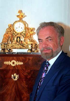 War er mit Lütkestratkötter unzufrieden? Peter Dussmann