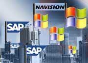 Neue Konkurrenz im Softwaremarkt: SAP versus Microsoft